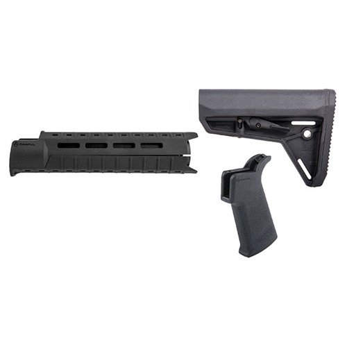 MOE-SL Furniture Set M-LOK Mid-Length Mil-Spec Black