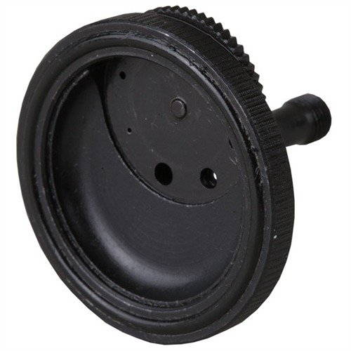 Rifle Adjustable Hadley-Style Eyepiece Peep Black
