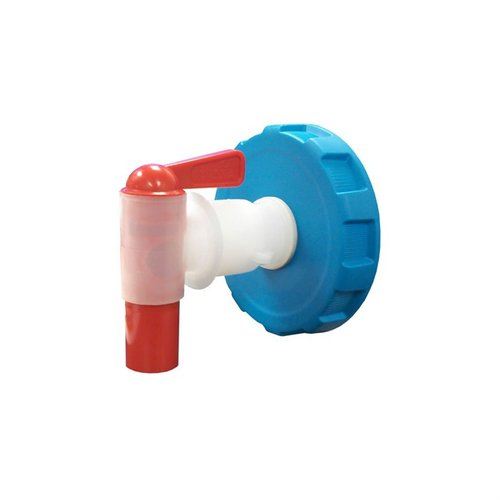 Ventless Water Spigot Assembly