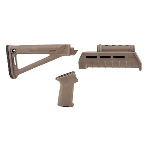 MOE AKM Stock Set M-LOK Flat Dark Earth