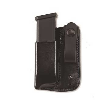 Inside Waistband Mag Carrier .45 Single Metal Mag-Black