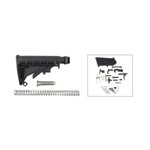 AR-15 Lower Receiver Completion Kit