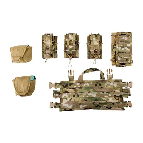 Quick Response Chest Combo Multicam