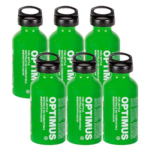 Optimus Fuel Bottle 0.4L 6Pk