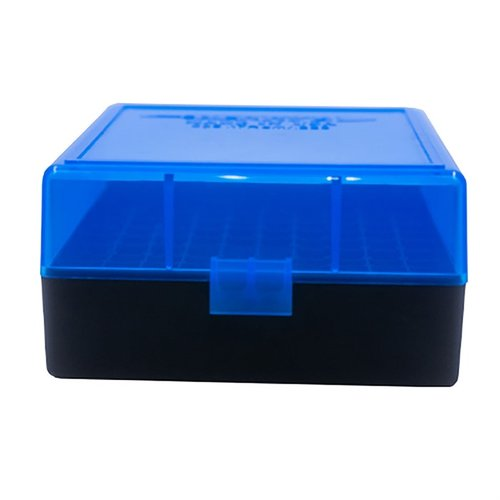 Blue 223 Family 100 Round Ammo Box