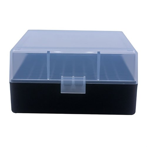 Clear 223 Family 100 Round Ammo Box