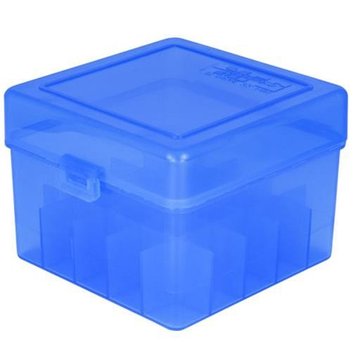 Blue 12 Gauge 3.5 25 Round Ammo Box