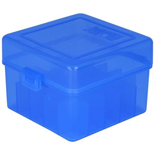 Blue 20 Gauge 3 25 Round Ammo Box