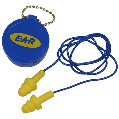 Ultra-Fit Earplugs, 1 pr.
