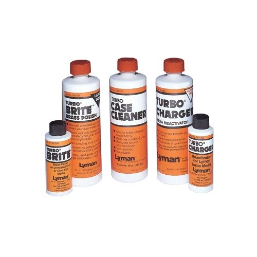 Lyman Turbo Liquid Case Cleaner 16 oz.